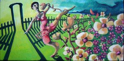 The botanical Garden - 2006
