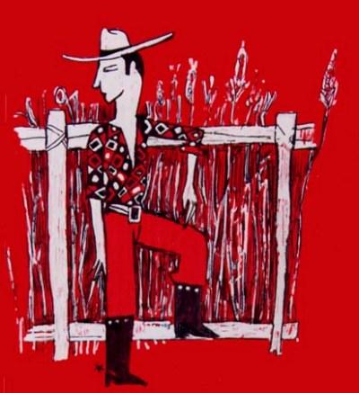 Cowboy - 2001 (100€)