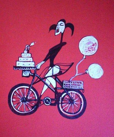 Cake Deliver - 2004 (100€)