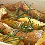 tuscan roasted potatoes
