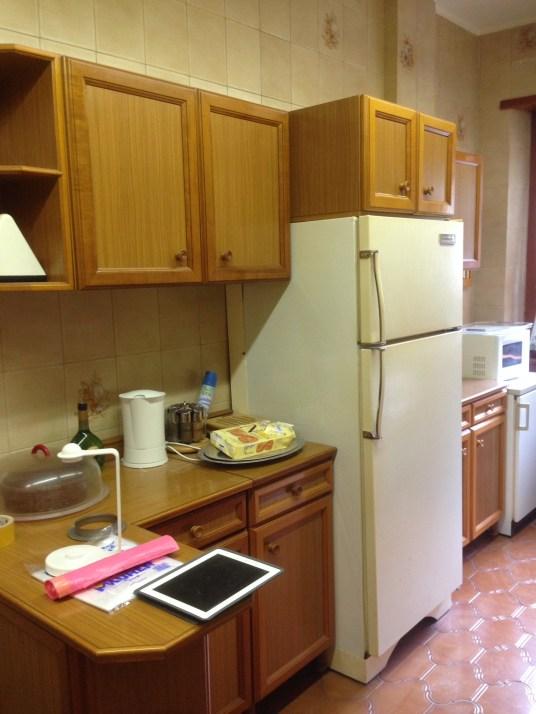 Il frigorifero prima