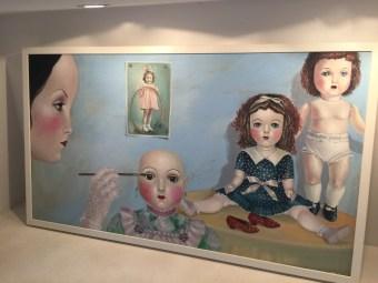 Arredare con l'arte 3bgallery opere Veronica Chesso (3)