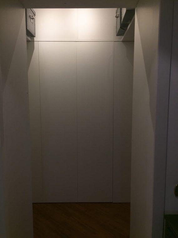 Ante armadio dopo