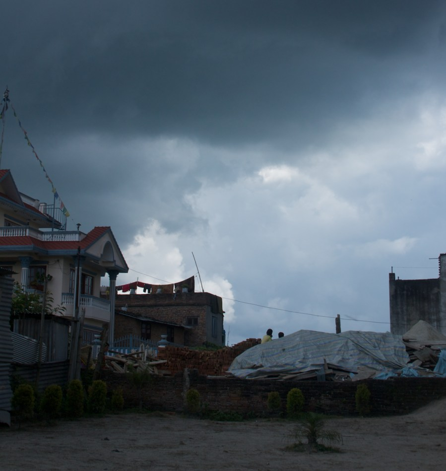 Speculations, Photo 12, Kathmandu, 2008