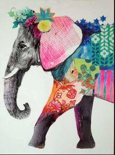 Elefante patchwork