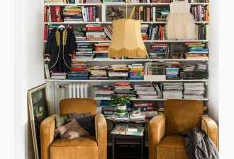 7 Rincones de lectura acogedores y cómodos para lectoras incansables