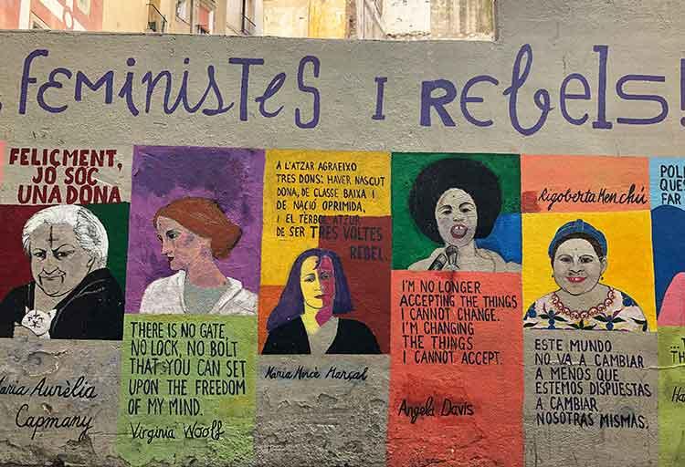 Voces feministas