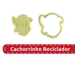 cachorrinho reciclador