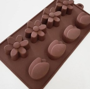Forma Silicone Chocolate