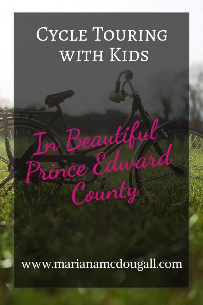 cycle touring with kids in beautiful Prince Edward County Photo by Ilya Ilyukhin on Unsplash