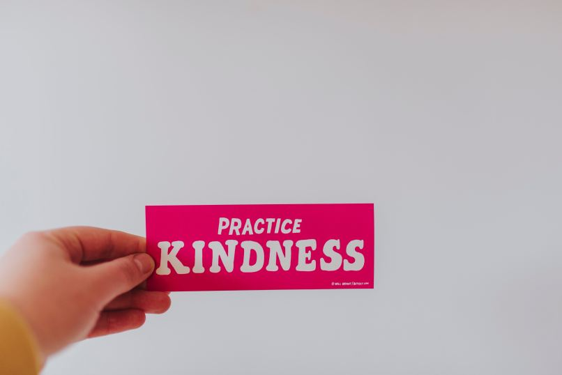 Practice kindness, www.marianamcdougall.com, Photo by Sandrachile . on Unsplash