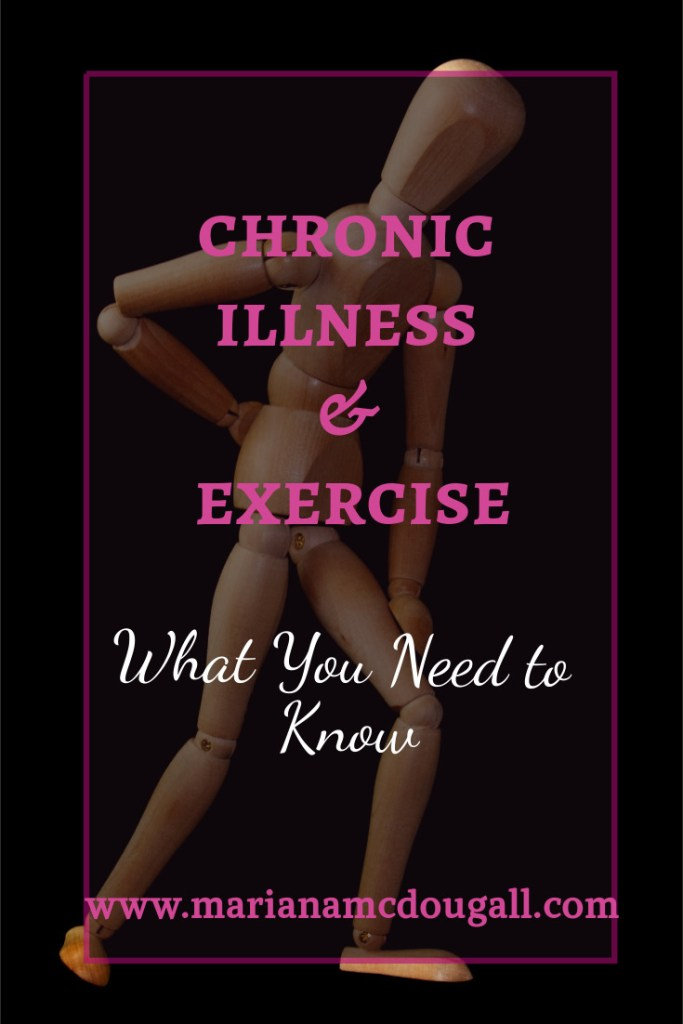 chronic illness and exercise, www.marianamcdougall.com