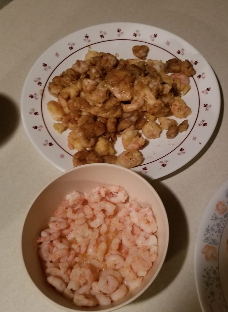 crevette de matane, quebec, delicious shrimp!