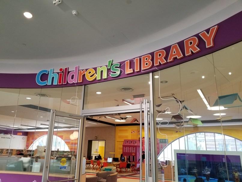 Children's Library, Boston Public Library