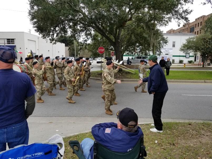 Savannah Veteran's Day Parade