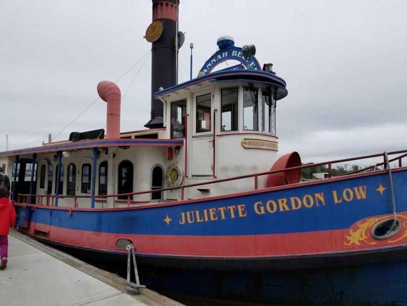 Savannah River Ferry