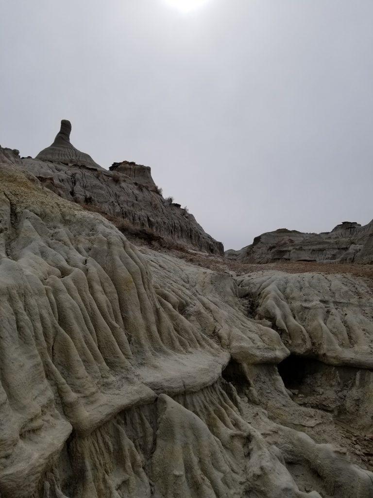 Dinosaur Provincial Park Coulee Trail
