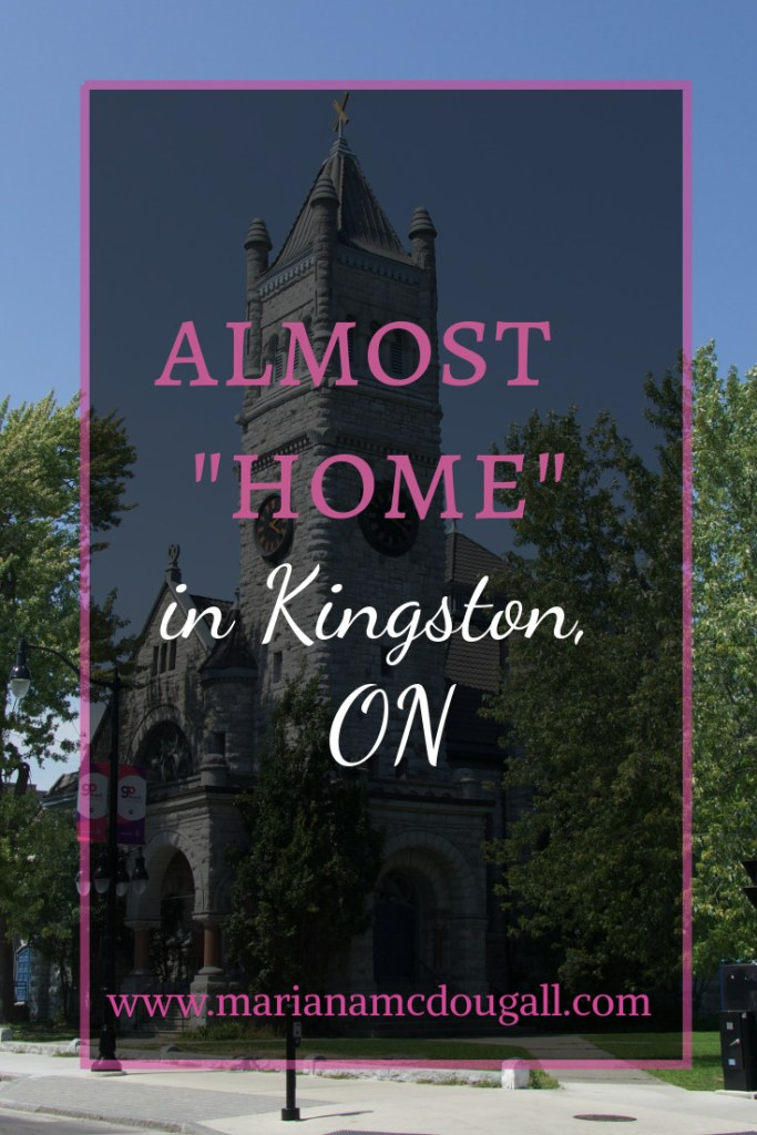 Almost home in Kingston, ON, www.marianamcdougall.com. Photo by Pascal Bernardon on Unsplash