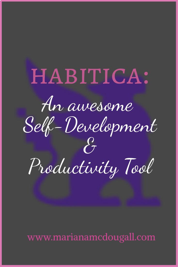 Habitica: An Awesome Self-Development & Productivity Tool, www.marianamcdougall.com