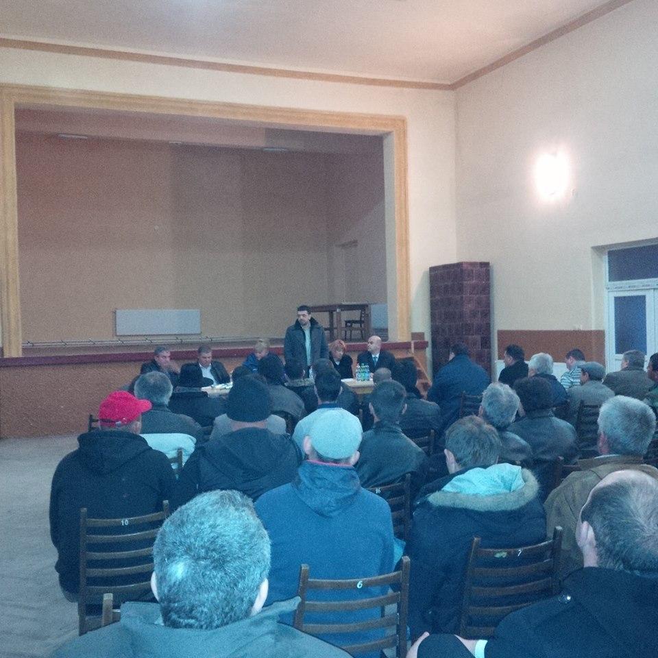 Ședință PNL de macrozonă, Traian Vuia, martie 2014