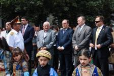 275 ani de la stabilirea bulgarilor in Banat, Dudeștii Vechi, 15 august 2013 2