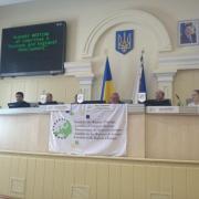 Alegeri câştigate pentru poziţia de Preşedinte al Comisiei 1 a Asociaţiei Regiunilor Europene, faza I, Dnipropetrovsk, 2013