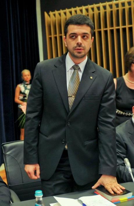 PNL a decis: Dan Diaconu - viceprimar al Timişoarei, Marian Constantin Vasile – vicepreşedinte la CJ Timiş, inie 2012 1