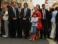Inaugurarea străzii pietonale Mărășești, septembrie 2012 1