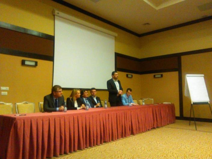 "Scoala Politica ""Avram Imbroane"" a CSL Timis, 2015 1"