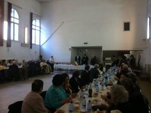 Ziua Națională a României, sărbătorită cu Asociația Seniorilor din Timișoara 2