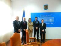 Delegaţie a Ambasadei Austriei la Palatul Administrativ, 2013 1
