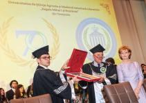 """Aniversare a 70 de ani a Universitatii de Stiinte Agricole si Medicina Veterinara a Banatului """"Regele Mihai I al Romaniei"""" din Timisoara, 2015 3"""