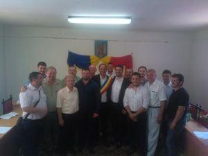 Învestire echipă Buziaș - 1