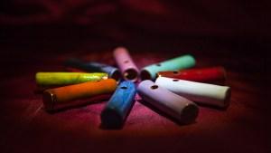Foto Joy Vertigo multicolore