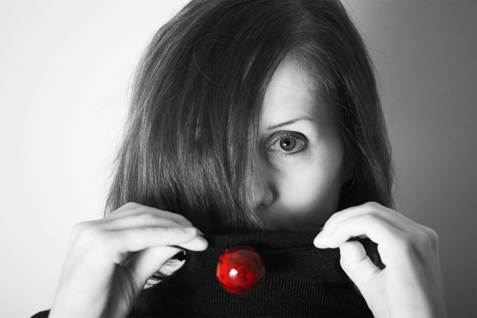Joy Vertigo colore rosso