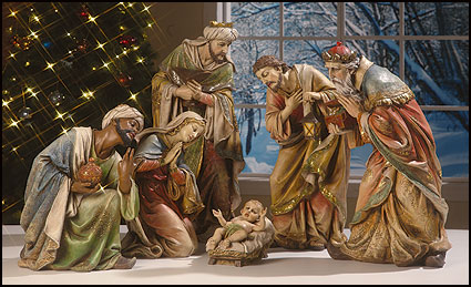 Chrismas Catholic Statues Nativities Advent And Gifts