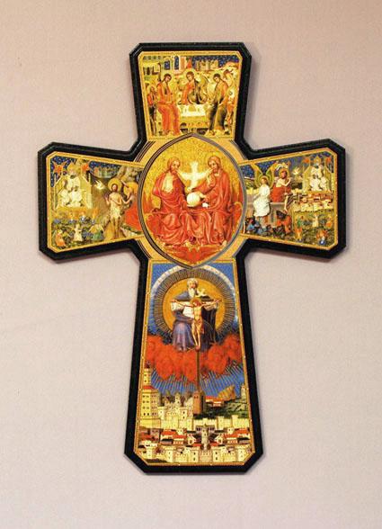 L668 Holy Trinity Cross 15