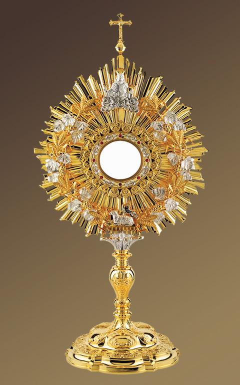 Prayers Exposition Sacrament Blessed