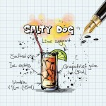 [HAPPY HOUR] Salty Dog