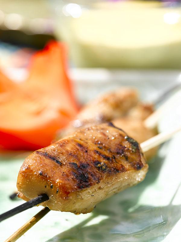 Teriyakimarinade til kylling