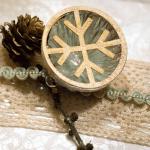 Innpakning av gaver i romantisk stil