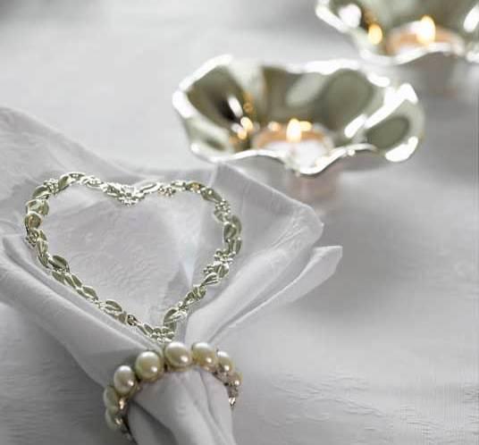 Romantisk og elegant nyttårsbord for to_03