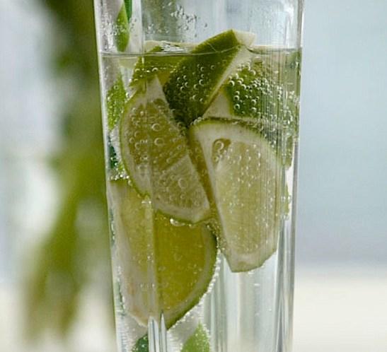 Ingeniørfruens Gin & tonic
