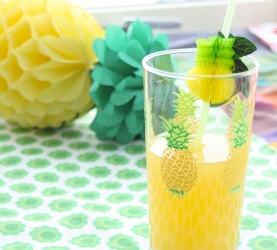 Ingeniørfruens hjemmelagde sukkerfrie Pina Colada-brus