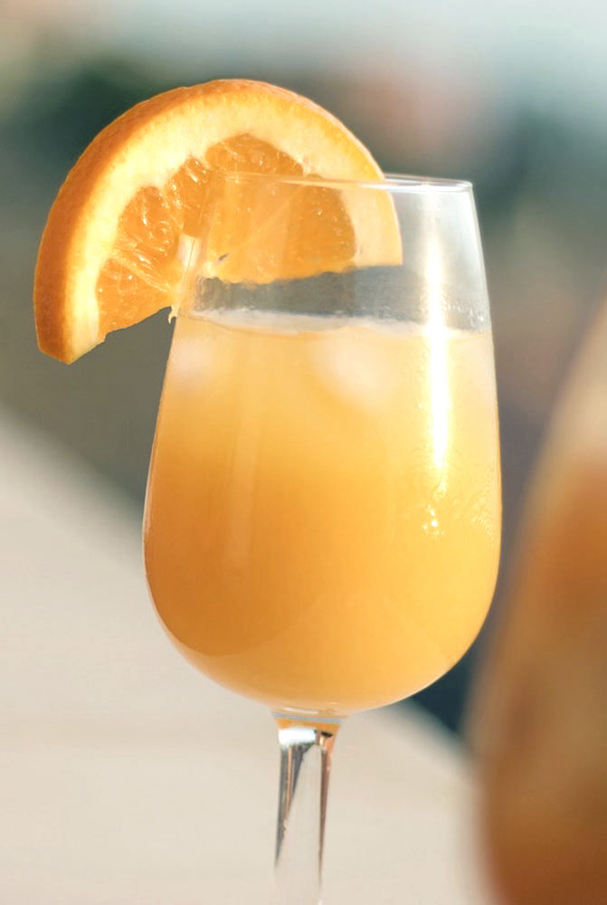 RECIPE Classic Mimosa Cocktail BLOGG mariannedebourg.no