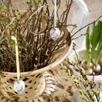 Påskeinspirasjon: Dekorer ute med grønt til påske