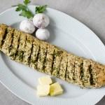 [MAT] Hvitløksbaguette av lavkarbo brødmix