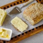 [MAT] Ost- og nøttebrød av lavkarbo brødmix