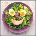 Frokost/lunsj på 5:2-dietten: Kalkunrull og egg (153 kcal)