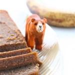 RESTEMAT: Paleo bananbrød/banankake